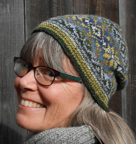 October Storm Cap - Janine Bajus
